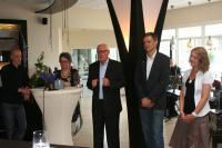 Familie Zieher bei der Pressekonferenz / Bildquelle: Alle Zieher KG