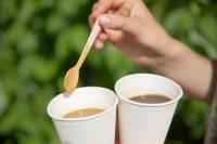 Innovationen von PAPSTAR: Becher aus Zuckerrohr