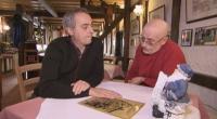 Christian Rach (li.) half vor einem Jahr Willi Dietrich, der mit Chefsalat und 60er-Jahre-Gerichten nicht genug Gäste in sein Mainzer Restaurant 'Zum Laternchen' anlocken konnte. Wie sieht es nun, ein Jahr später, bei Willi Dietrich aus?