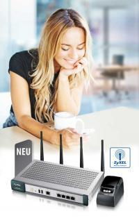 ZyXEL UAG4100 / Bildquelle: ZyXEL Deutschland GmbH