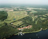 A-ROSA Resort direkt am Scharmützelsee mit 4 Golfplätzen / © A-ROSA Resort und Hotel GmbH