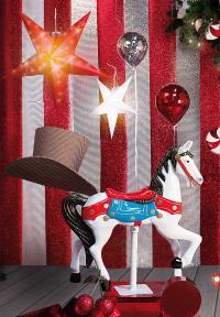 Oder staffieren Sie Ihre Party lieber als Zirkus aus?