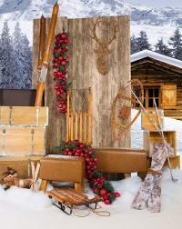 Winter Hüttenzauber / Bildquelle: abama GmbH & Co. KG