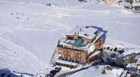 Außenansicht im Winter / Bildquelle: Beide alpinahotel