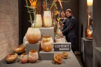Contract Business interessierte Entscheider navigieren mit Hilfe des gleichnamigen Guides auf der Ambiente / Bildquelle: Messe Frankfurt Exhibition GmbH