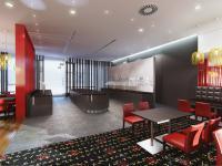 angelo Hotel Munich Westpark Hotelrestaurant