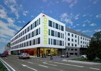 angelo Hotel Munich Westpark Fassade. Bildquellen Vienna International Hotels & Resorts