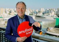 Gerald Böse, (Vorsitzender der Geschäftsführung) São Paulo, Ankündigung der ANUFOOD Brazil / Bildquelle: Koelnmesse GmbH