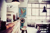 Fabrik 23: Über 100 Jahre alt, versteckt in einem typischen Berliner Hinterhof / Bildquelle: Apartment Camp