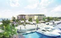 Visualisierung des Arborea Marina Hotel Neustadt in Holstein / Bildquelle: Arborea Hotels & Resorts