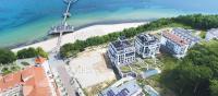 First Sellin: Blick auf das Grundstück in bester Lage / Bildquelle: arcona Hotels & Resorts