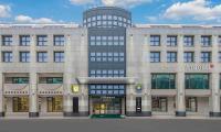 ARCOTEL Donauzentrum Außenfassade / Bildquelle: ARCOTEL Hotel AG