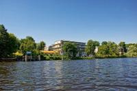 avendi Hotel am Griebnitzsee, Hausansicht, Bildquellen SeHoKo