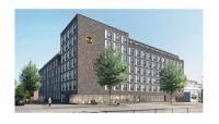 Rendering B&B Hotel Hamburg City-Ost; Bildquelle hasselkus-pr.com