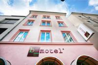 Das neue b_smart motel Basel direkt beim Hauptbahnhof. / Bildquelle: bsmarts (schweiz) GmbH