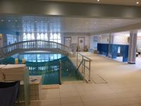 Das Meerwasserhallenbad für Gesundheit und Wohlbefinden