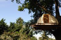 Baumhäuser sind traumhaft romatisch