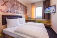 Zimmer im Bavaria Motel, gleichzeitig Bildquelle