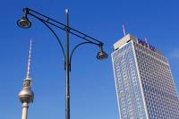 Park Inn Berlin Hotel am Alexanderplatz - ohne Rabatt geht hier auch oft keine Hotelbuchung