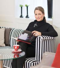 Sonja Wimmer / Foto: Catherine Stukhardt