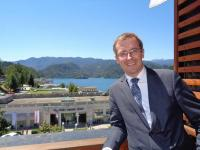 Tine Brodnjak hat als Direktor die Leitung des Best Western Premier Hotel Lovec in Bled, Slowenien übernommen. / Bildquelle: Best Western Hotels & Resorts