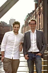 Moritz Finke und Alexander Penk