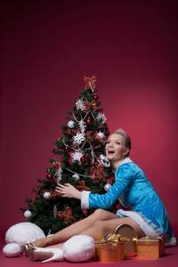 Nur das Finanzamt hat den Weihnachtsbaum soooo lieb...