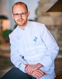 Küchenchef im 17fuffzig René Klages / © Bleiche Resort & Spa