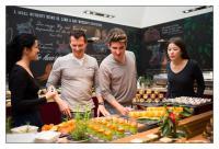 Buffetvielfalt, die überzeugt: Sander unterstützt mit individuellen Buffets, Bildquellen Sander Gruppe