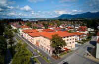 88 Zimmer, Restaurant und Freizeitangebote: Im August 2017 hat das neue Best Western Plus Hotel Füssen im Allgäu eröffnet. / Bildquelle: Best Western Hotels Central Europe GmbH