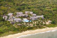 Campo Bahia in Brasilien - das DFB Traumdomicil aus der Luft; alle Bilder Rocco PR