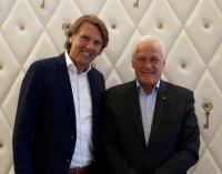 Carsten K. Rath und Werner Knechtli / Bildquelle: Kameha Grand Zürich