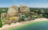 Das bereists bestehende Centara Grand Mirage Beach Resort in Pattaya; Bildquelle Centara via akb-consulting.com