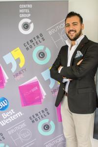 Rahman Neiro, Geschäftsführer Centro Hotel Group / Bildquelle: Centro Hotel Group