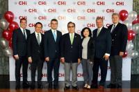 *Namen des CHI Managments siehe unten; Bildquellen akb-consulting.com