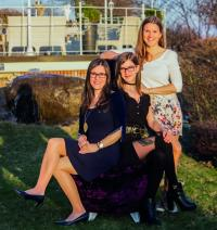 Christina, Stephanie und Eva-Maria Pürmayer / Bildquelle: BERGERGUT