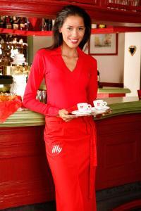 Lady in red / Bildquelle: COMO Corporate Fashion
