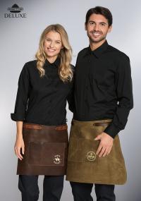 Lederschürzen von COMO / Bildquelle: COMO Fashion Berufsbekleidung
