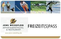 So sieht der Freizeit(s)pass von Jens Weissflog aus / Bildquelle: Beide con.artum GmbH