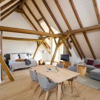 Traumhaftes Zimmer im Country Partner Yard Boarding Hotel Wolsburg; Bildquelle CPH