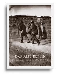 * Cover 'Das Alte Berlin'