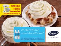 Wintermotiv mit Sahne / Bildquelle: Fotocredit: FrieslandCampina Foodservice/Debic