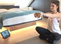 Derag Livinghotels bietet ab sofort in allen 16 Häusern durch die Kooperation mit Yogaia Online-Kurse in Echtzeit / Bildquelle: Derag Livinghotels
