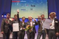 Erster Preis für die Tourismus-Agentur Schleswig-Holstein & Partner mit ihrem 'Schlafstrandkorb' / Bildquelle: Jan Sobotka/DTV