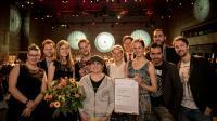 Die Preisträger vom Dock Inn Hostel Warnemünde / Bildquelle: © Jan Sobotka/DTV