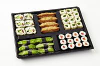 Vegetarisches Sushi / Bildquelle: Deutsche See GmbH