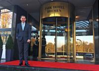 Karsten Kenneweg ist neuer Direktor im Dorint Park Hotel Bremen / Bildquelle: Dorint Hotels & Resorts