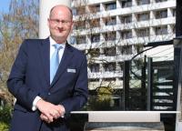 Frank Schönherr - Hoteldirektor im Dorint Parkhotel Bad Neuenahr / Foto: Dorint Hotels & Resorts