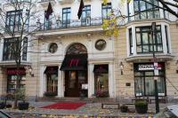 Außenansicht des Domero Hotel Berlin am Kurfürstendamm / Copyright liegt bei DORMERO