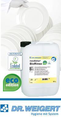 Dr. Weigert neodisher BioRinse / Bildquelle: Chemische Fabrik Dr. Weigert GmbH & Co. KG